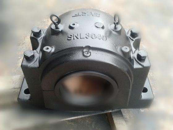 滚筒轴承座磨损后该如何进行修复呢?