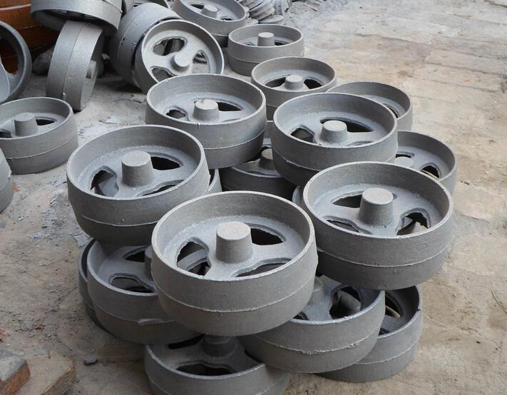 灰铁铸钢件