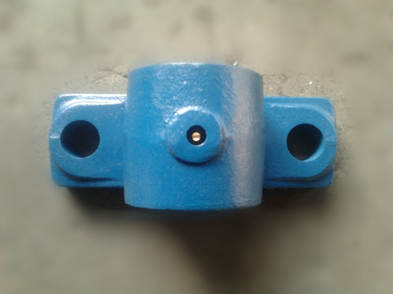 ZHC2-00对开式两螺栓滑动轴承座