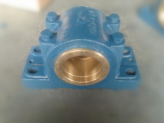 ZHC4-00对开式四螺栓滑动轴承座