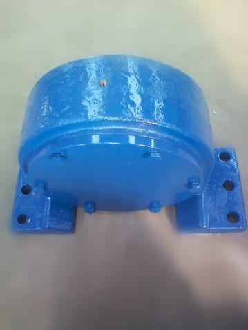 非标铸钢侧盖式轴承座