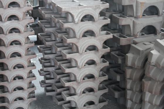 轴承座铸件